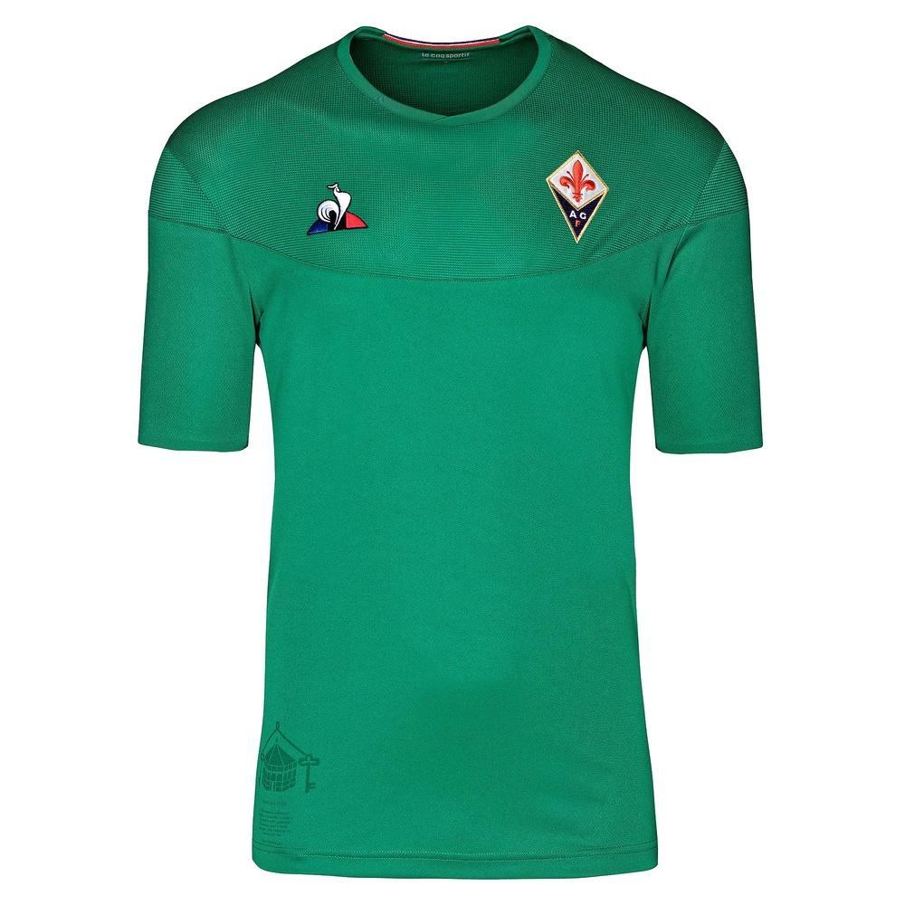Maglia Replica 19/20 Fiorentina Verde Bambino
